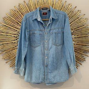 Vintage Wrangler Jean Shirt